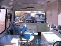 Как оформляется медицинская деятельность в оборудованном автомобиле и что такое передвижной медицинский комплекс?